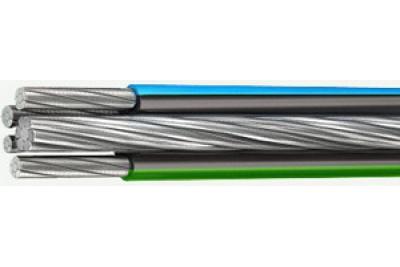 Провода самонесущие изолированные / СИП-1